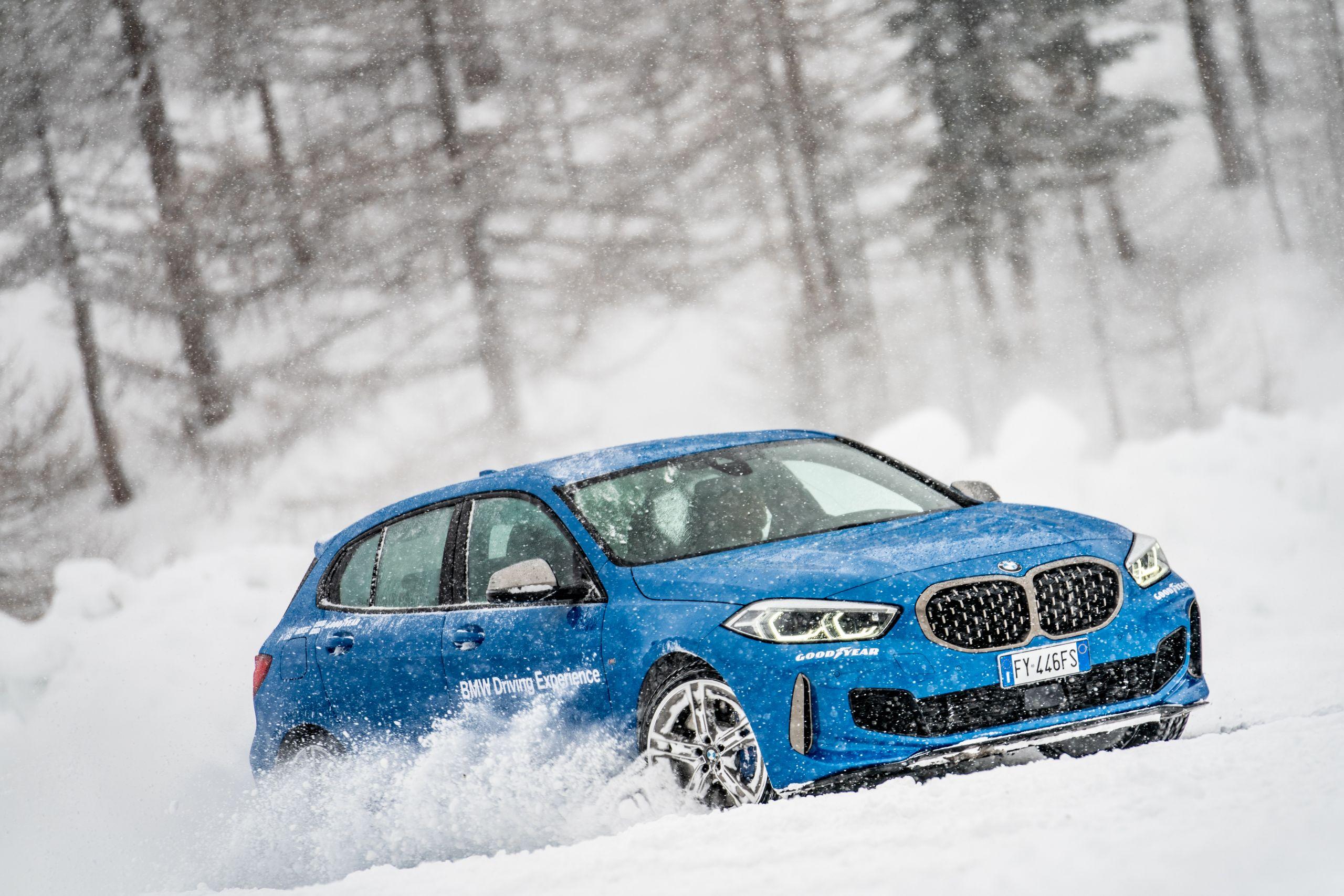 Corsi di guida su neve e ghiaccio per disabili